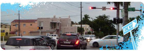 FDOT & DTPW Congestion Management Process Projects
